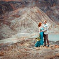 Марсианская свадьба :: Александра Гилета