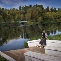 На реке :: Вячеслав