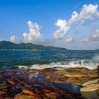 Южно - Китайское море. Нячанг. Вьетнам. :: Rafael