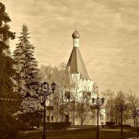 Собор Михаила Архангела в Нижегородском Кремле :: Андрей Головкин