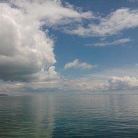 прощание с морем... :: Евгения Куприянова
