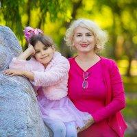 Любовь бабушки несравнима не с чем! :: Олеся Корсикова