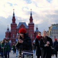 Красные и зеленые :: Анатолий Шулков
