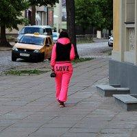 ... у каждого своё место для чувств ... :: Дмитрий Иншин