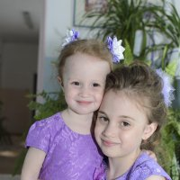 сестрёнки :: Ольга Русакова