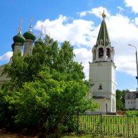Церковь Успения Божией Матери :: Наталья Сазонова