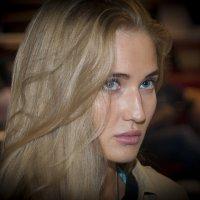 Анастасия Янькова-моя однофамилица....смешанные единоборства :: Юрий Яньков
