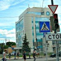 Современный образ города. :: Михаил Столяров