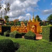 В тропическом парке Нонг Нуч. Тайланд. :: Rafael