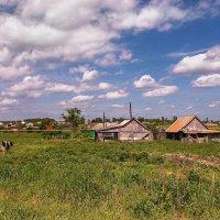 ...снится мне деревня... :: Александр Тулупов