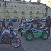 Разные скорости... :: Senior Веселков Петр