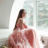 В розовом :: Мария Корнилова