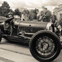 Ралли ретро авт в Москве :: Павел Кочетов