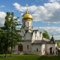 храм в Саввино Сторожевском монастыре в Звенигороде :: jenia77 Миронюк Женя