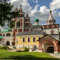 церкви в Саввино Сторожевском монастыре в Звенигороде :: jenia77 Миронюк Женя