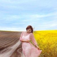 рапс цветет :: Алёна Горбылёва