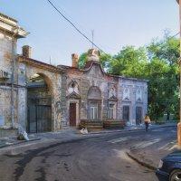 Воронцовский переулок,- выход на Приморский бульвар... :: Вахтанг Хантадзе