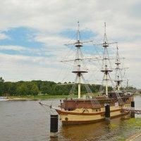Корабль заморского гостя :) :: bajguz igor