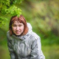 летний дождь :: Анна Никонорова