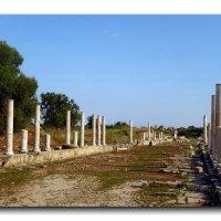 Античный Сиде - музей под открытым небом. :: Чария Зоя