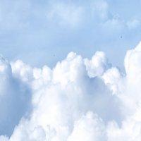 Облака, как снежные горы Возвышались на небесах... :: Анатолий Клепешнёв