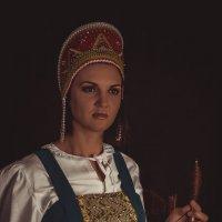 Сказка о царе Салтане :: Julia