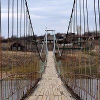 Старенький мостик :: Владимир Петухов