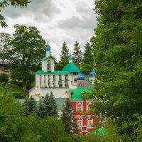 Свято-Успенский Псково-Печерский монастырь :: Юлия Петлякова