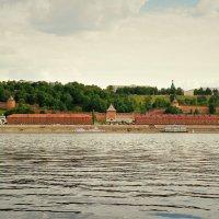 Стены Нижегородского Кремля :: Андрей Головкин