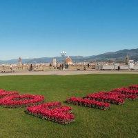Признание в любви Флоренции :: Надежда Лаптева