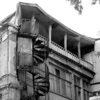 Деревянные дома Тбилиси :: Наталья (D.Nat@lia) Джикидзе (Берёзина)