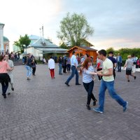 Танцы в городе :: Вадим Пакулин