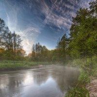 Утренний туман :: Александр Попков