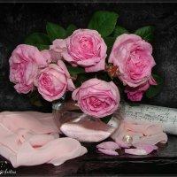 Розовая нежность :: °•●Елена●•° Аникина♀
