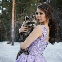 Однажды в лесу...) :: Анна Плаксенко