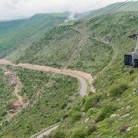 Армения. Дорога к монастырю Татев :: Борис Гольдберг