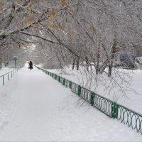 улица Саянская :: Анна Воробьева