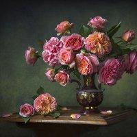 Букет роз. :: Людмила Костюченко