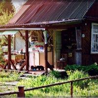 домик в деревне... :: Борис Иванов