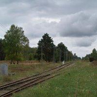 Железнодорожная глубинка. :: Андрий Майковский