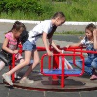 детская площадка :: константин