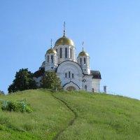 Храм Георгия Победоносца :: наталия