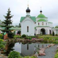 Мужской монастырь г. Муром :: Катя Бокова