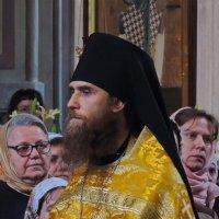 Монастырь.Престольный праздник. :: Геннадий Александрович