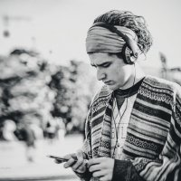 в потоке музыки... :: Tatiana Shkarupa