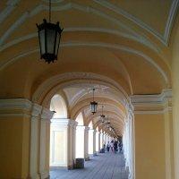 Галерея Гостиного Двора. (Санкт-Петербург). :: Светлана Калмыкова