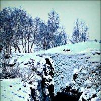 Пещера горного короля в интерьере Североморска :: Кай-8 (Ярослав) Забелин