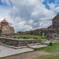 Армения. Севанаванк :: Борис Гольдберг