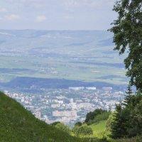 Вид на Кисловодск с горы Малое седло :: Герасим Харин