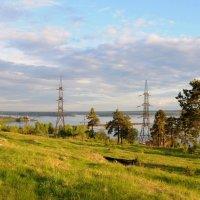 Онежское озеро :: Ирина Лебедева